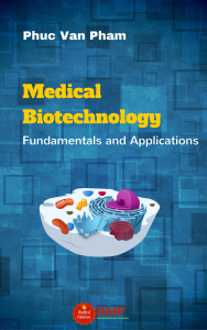 Cover for Medical Biotechnology: Fundamentals and Applications