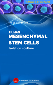 Cover for Human Mesenchymal Stem Cells: Isolation - Culture